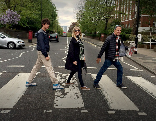 abbey road photo david oestreicher from new orleans