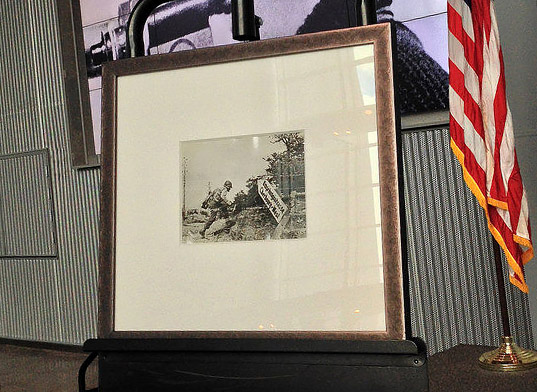 Oestreichers Donate Historic Capa Photo to WWII Museum « New
