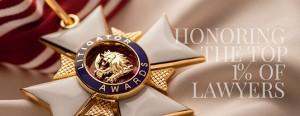 trial lawyer litigator awards image